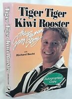 Tiger Tiger Kiwi Rooster GARY FREEMAN SIGNED Copy - 1st Edition