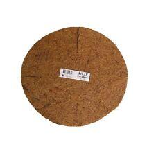 Basket Flat Liner 350mm Coconut Natural Fibre Pot Planter Round Lining