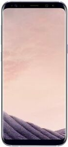 Samsung G955-cr Galaxy S8+ 6.2 Inch AT&T 64GB/4GB Smartphone, Orchid Gray