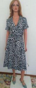 Vintage Diane Von Furstenberg wrap dress