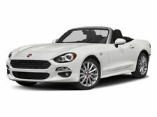 Fiat 124 Spider Automobile