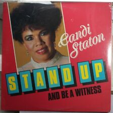 Soul Sealed Lp Candi Staton Stand Up & Be A Witness On Beracah