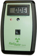 Compteur Geiger / mesurer la Radioactivite / Detecteur de Radiation RadRate