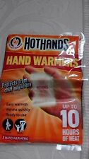 2 Hand Warmers - up to 10 hours of heat