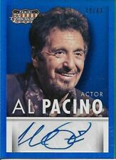 2015 Panini Americana AL PACINO auto signed card Blue 19/49