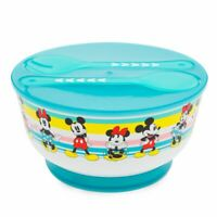 Disney Store  Disney Eats Salad Bowl with Ice pack and Serveware NEW