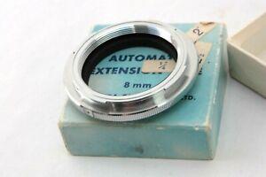 Miranda AU adapter, to use Miranda bayonet lenses  on M44 thread bodies.