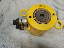 Enerpac Clrg 1002 Low Height Hydraulic Cylinder Max 10,000 Psi / 700 Bar ,new