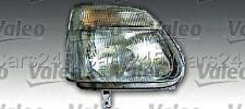 OPEL AGILA SUZUKI WAGON R+ RB NEW Clear Halogen Headlight LEFT VALEO 2000-