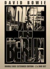 David Bowie: Bowie in Berlin - Extended Edition DVD (2018) David Bowie