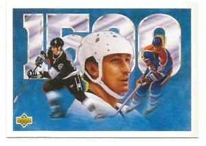 1992-93 Upper Deck #33 Wayne Gretzky 1500 Los Angeles Kings