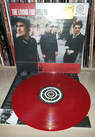 LIVING END - ROLL ON - NUMBERED - RED - MOV - MUSIC ON VINYL - LP