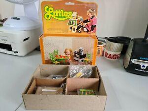 4x Mattel The Littles 1980s Sets Boxed Vintage