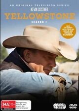 Yellowstone Season 1 DVD Region 4 See Below