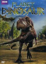 Planet Dinosaur Artist Not Provided DVD