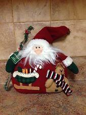 Tj'S Christmas Santa Cherish The Memories Collectible Figurine 953027