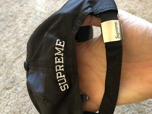 supreme authentic hat cap