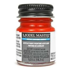 Model Master Intl Orange Fs12197 Acryl 14.7Ml, #TTMM4682