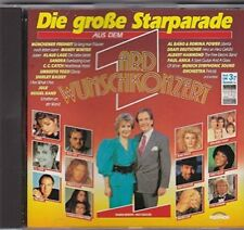 ARD Wunschkonzert-Grosse Starparade aus dem (1989) Münchener Freiheit, Ma.. [CD]