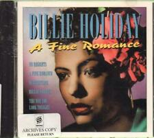 Holiday Billie(CD Album)Fine Romance-New