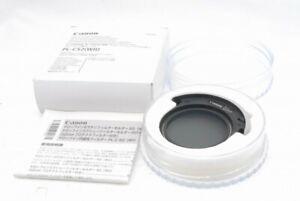 Mint Canon PL-C 52 52mm WII Circutar Polarizing Drop in Gelatin Filter *WK615