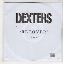 (GQ688) Dexters, Recover - 2014 DJ CD