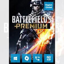 Battlefield 3 Premium DLC for PC Game Origin Key Region Free