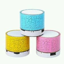 Bluetooth Led Light Music Speaker