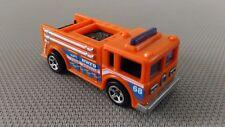 Camión Miniatura Hotwheels « Fire Eater » 2013 En Muy Buen Estado
