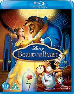 Beauty and the Beast [Blu-ray] [Region Free] [DVD][Region 2]