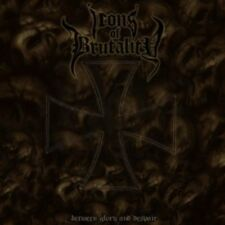 Icons Of Brutality - Between Glory And Despair [CD]