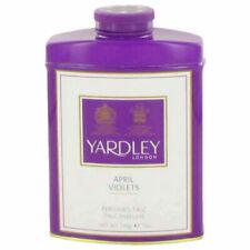 April Violets by Yardley London Talc 7 oz
