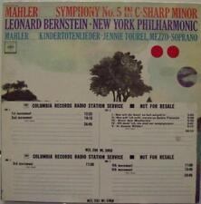 BERNSTEIN mahler symphony no 5 2 LP Mint- M2L 298 Vinyl  Record