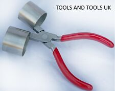 Double Cylinder Bracelet Bending Pliers Jewellery Making Wire 1 3/8 & 1 5/8 Inch