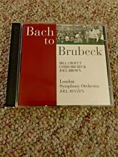 Bach to Brubeck London Symphony Orchestra Joel Revzen CD