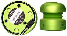 XMI X-Mini Max Duo Portable Mini Speakers with 3.5mm Jack - Green NEW