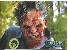 Grimm Season 2 Promo Card Philly Promo 2