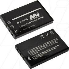 DCB-NP60 3.7V 1.1Ah Lithium Camera Camcorder & Video 2 Way Radio Battery