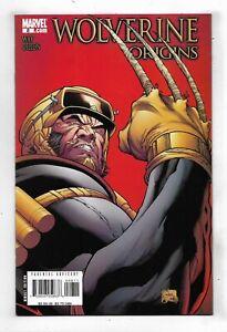 Wolverine Origins 2007 #8 Very Fine/Near Mint