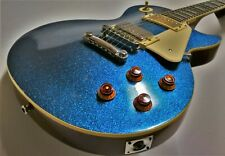 Epiphone Les Paul Standard by Gibson MIK Sparkle Blue Limited Edition Korea 96