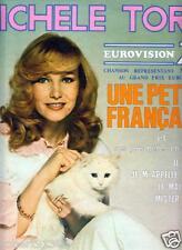 VINYL 33 Trs./...MICHELE TORR.../...UNE PETITE FRANCAISE.../...EUROVISION 77...