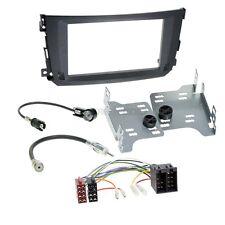 SMART FORTWO 10-15 2-DIN radio de voiture Set d'installation Câble adaptateur