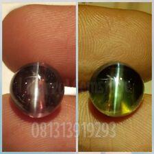 Alexandrite Chrysoberyl Cats eye 6.73ct srilanka color change ceylon certified