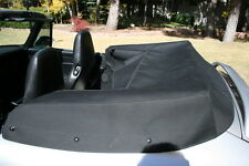 Porsche 911 993 Boot Cover Black OEM German Canvas Cloth 1995-1998