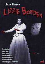 Lizzie Borden (Cambridge Festival Orchestra) (DVD, 2013)