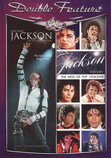 Double Feature:Michael Jackson:Life of a Superstar/History: The King of Pop NEW