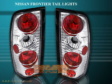 FIT 98-04 FRONTIER ALTEZZA TAIL LIGHTS CRHOME 03 02 01 00 99