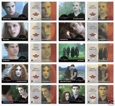 Twilight ECLIPSE 10 Card Promo Set + Foil Card (Rare)