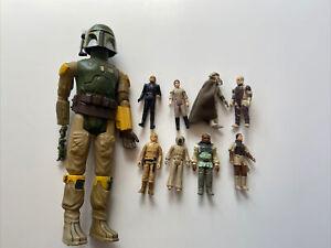 Vintage Kenner Star Wars Figure Bundle Job Lot