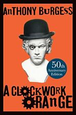 A Clockwork Orange by Burgess New 9780434021512 Fast Free Shipping=-